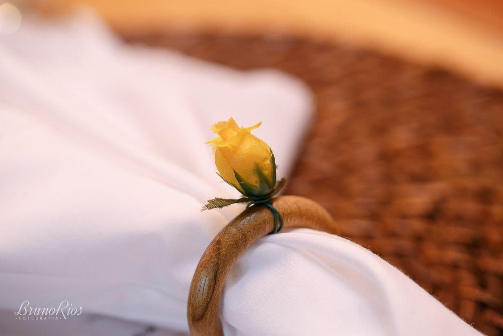porta guardanapo casamento gabriela e andre no farol do cerrado - fotografia de casamento em brasilia - bruno rios fotografia - brunoriosfotografia