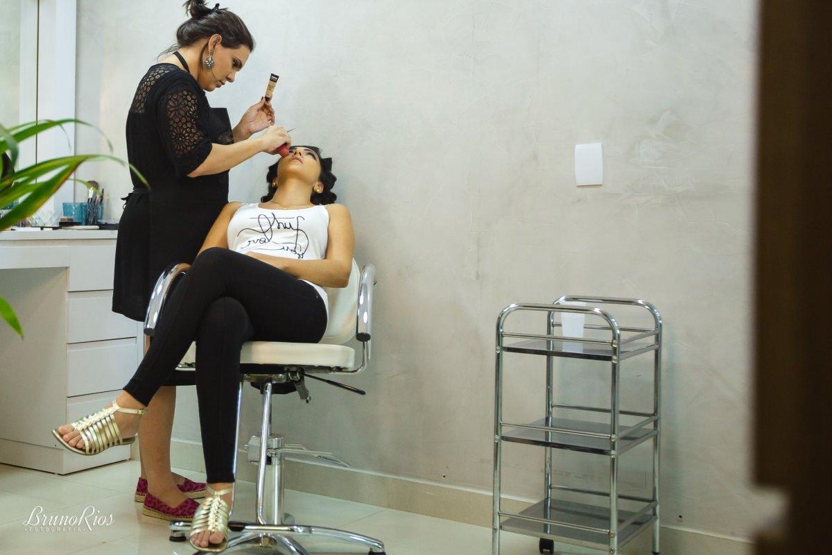making of - noiva - larissa - salão - zug
