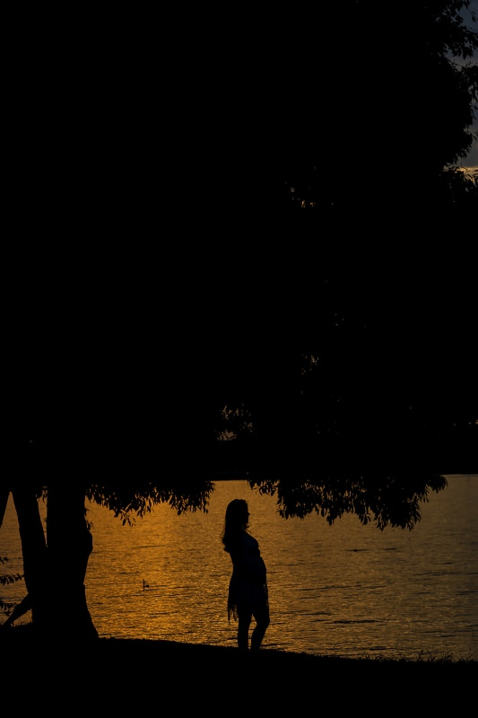 ensaio gestante península dos ministros brasilia lago sul